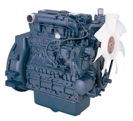 V 2403-M-DI (36.5kW / 2600 rot/min)